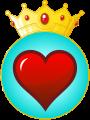 Valentine Crown