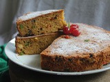 Fruit Cake on Pressure Cooker