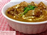 Manglorean Chicken Curry / Kori Gassi