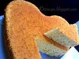 Moist and Fluffy Oil-Milk Cake on Stove top