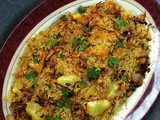 Raw Jackfruit Biriyani