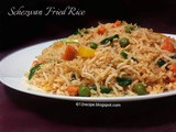 Schezwan Fried Rice