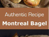 Canada: Montreal Bagel