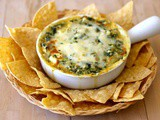 Etats Unis : Spinach and Artichoke Dip