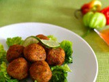 French West Indies: Accras de Morue (Salt Cod Fritters)