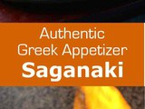 Greece : Cheese Saganaki