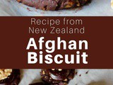 New Zealand: Afghan Biscuit
