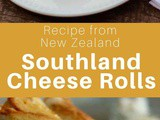New Zealand: Southland Cheese Roll
