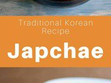 North Korea: Japchae