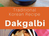 South Korea: Dakgalbi