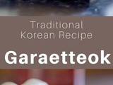 South Korea: Garaetteok