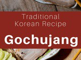 South Korea: Gochujang