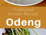 South Korea: Odeng (Eomuk)