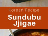 South Korea: Sundubu Jjigae (Soft Tofu Stew)