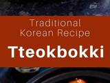 South Korea: Tteokbokki