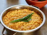 Sri Lanka: Parippu Curry