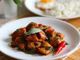 Thailand: Pad Ka Pao Gai (Fried Chicken with Basil)