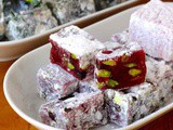 Turkey: Lokum (Turkish delights)