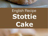 United Kingdom: Stottie Cake (Stotty)