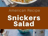 United States: Snickers Salad