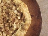 Apple Ginger Galette