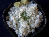 Copycat Recipe - Chipotle Cilantro Lime Rice