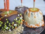 DailyBuzz Moms 9x9 ~ Bad Butt Caramel Apples