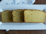 Day 345 - Brown Sugar Pound Cake