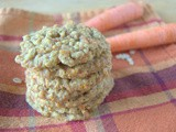 Day 346 - Oatmeal Carrot Cookies