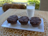Day 349 - Chocolate Chocolate Chip Muffins