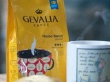 Gevalia Coffee and Blueberry Cream Cheese Muffins