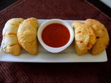 Mini Pepperoni Calzones