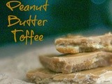 Peanut Butter Toffee