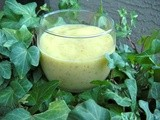 Smoothie Saturday  - Pineapple Mango Smoothie