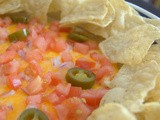 Taco Dip ~ The Secret Recipe Club