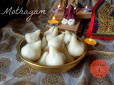 Mothagam | Vinayaka Chathurthi Recipe