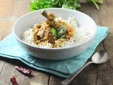 Slow-cooker goan chicken coconut curry