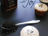 Earl Grey Cupcakes (and some lost recipes...)