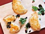 It's kale Day!  Woot-woot! (Kale Hand Pies)