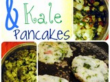 Mashed Potato & Kale Pancakes
