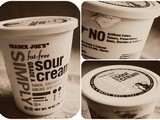 October Unprocessed: Sweet Find -- Sour Cream