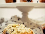 Sundays with Joy -- Brown Butter Blueberry Muffins