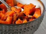 Sweet Potatoes with Bacon