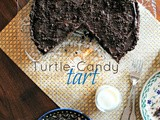 Turtle-Candy Tart -- a Taste of the South