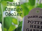 Where the Heart Is... (Basil Orange Cooler)