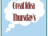 Great Idea Thursday's - 87