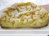 Guest Post for Notes from the Nelsen's: Donut Peach German Pancakes