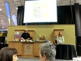 Fabulous Food Show 2011 In Cleveland – Part 2: Capirotada – Mexican Bread Pudding From Chef Eric Williams of Momocho