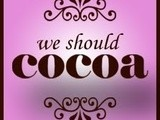 June's We Should Cocoa Challenge