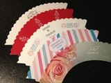 Product Review: Paper Themes Personalised Cupcake Wrappers